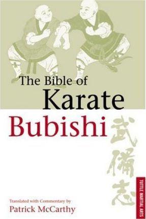 Bubishi the karate bible